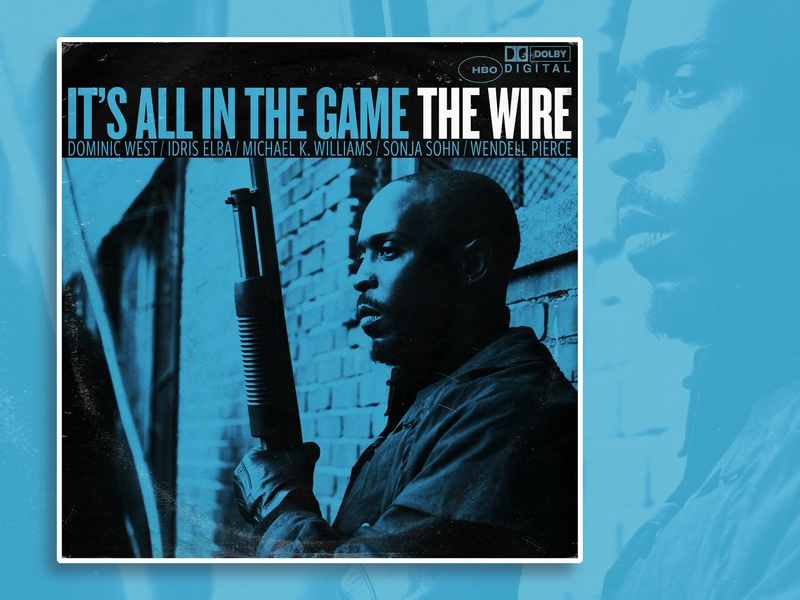 """It's all in the game..."" jazz emulation vintage album art"
