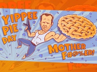 Yippee Pie Day!