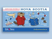 Surviving Winter in Nova Scotia