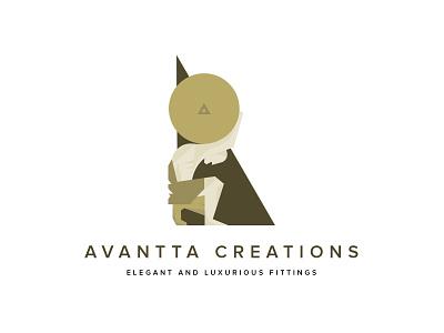 Avantta Creations Logo logo illustration
