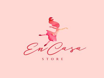 EN CASA hair dress easy girl home clothes home store shop en casa