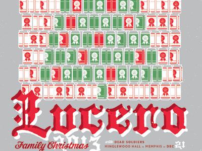 Lucero family xmas poster 01 01 01
