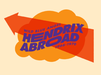 Hendrix Exhibit Logo