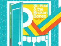 St. Paul & the Broken Bones Poster