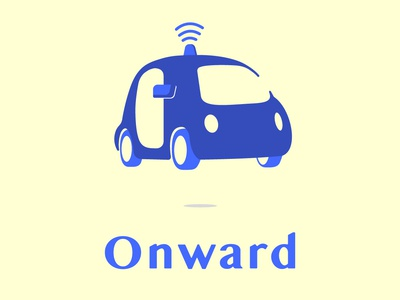 Driveless car logo