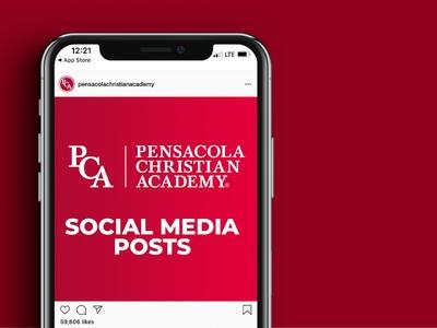 PCA Social Media Posts