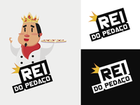 Logotipo Rei do Pedaço