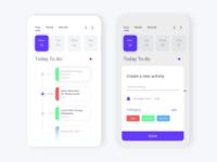 Dialy Activity App
