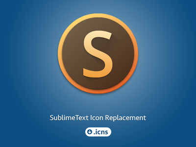 SublimeText Icon - Material