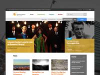 Queens Library Website Redesign
