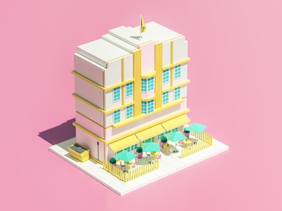 Nice Building #3