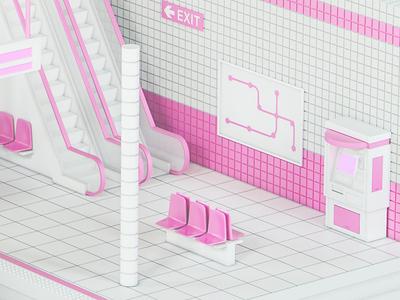 Metro Station Details