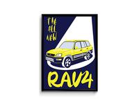 Rav 4 Poster Series _2
