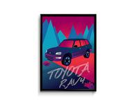 Rav 4 Poster Series _4