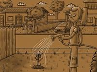 Children´s book illustration 1