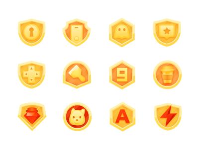 特权勋章icon