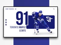 John Tavares Toronto Maple Leafs