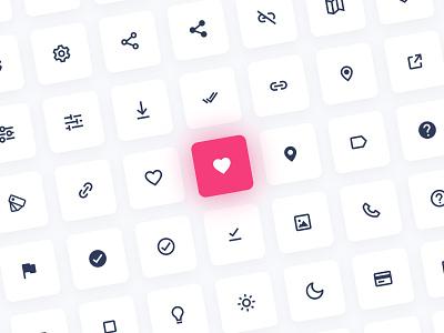 Free Iconset | coolicons icon design github webfont figma sketch illustration web ui webdesign website freebie free iconography iconset icon icon set