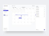 Calendar view for Reportmaker