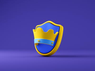 Crown illustration icon logo ios c4d uikit,fit,sketch,data, sketch ui ios vip design run design
