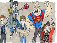 Goonies Commission, Finished