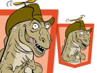 HTML5 Dinosaur