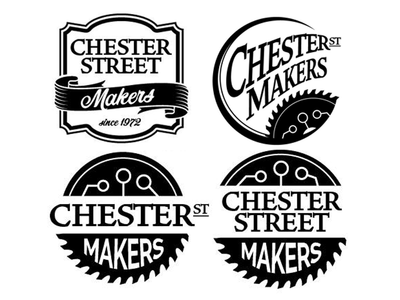 Maker Logo Concepts
