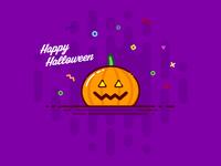 Happy Halloween! ;)