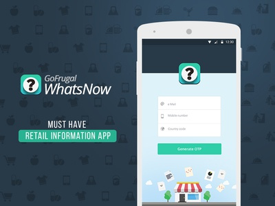 Whatsnow - Mobile app for retailers