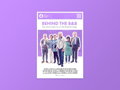 Behind The B&B - Poster