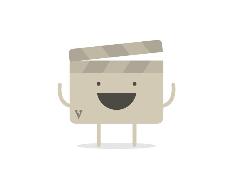 Visual Storm - Mascot vector mascot illustrator illustration graphic design design colours clean branding brand identity brand