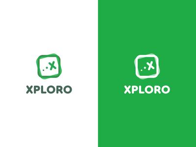 Xploro - Logo