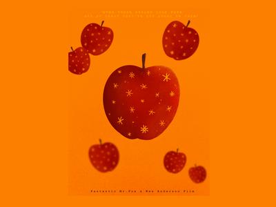 Fantastic Mr. Fox Movie Poster Concept