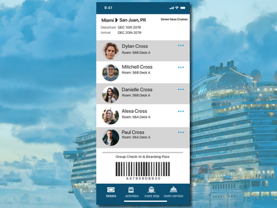 Daily UI #024 - Boarding Pass app design design ui ux daily ui
