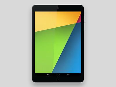 Nexus 9 Tablet photoshop vector free download nexus tablet nexus 9