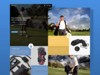 Forepack Product Landing Page