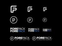 Forepack Icon and Wordmark