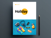 Bookcover Holiday