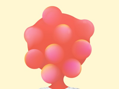 Mindfullness design vector cartoon character illustration