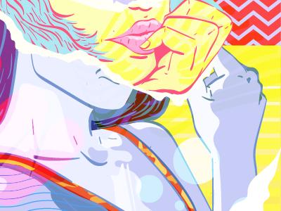 Nolita illustration