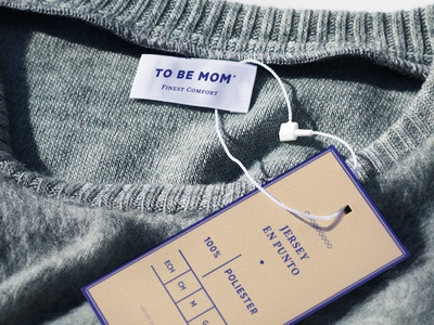 TO BE MOM® - Tag detail