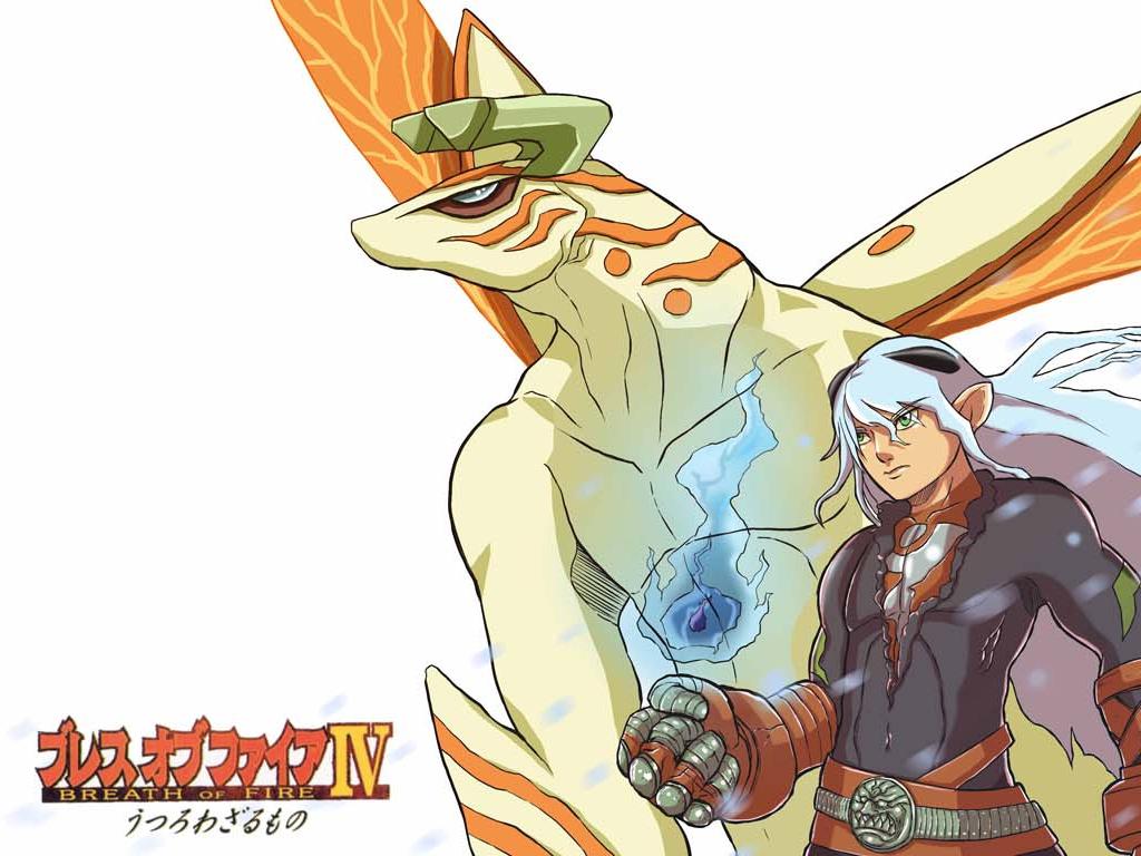 Breath Of Fire Fanart Anime Wallpapers