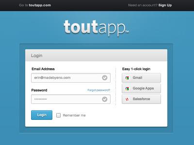 Electric blue login ui web web design login sign up blue input form fields web app