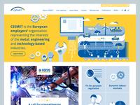 Ceemet home page