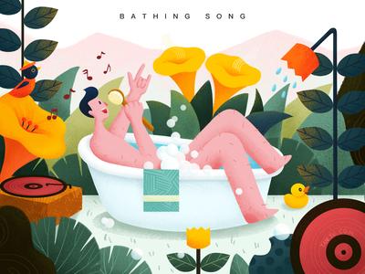 Bathing Song