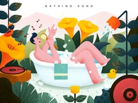 Bathing Song
