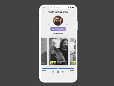PodcastAppUI