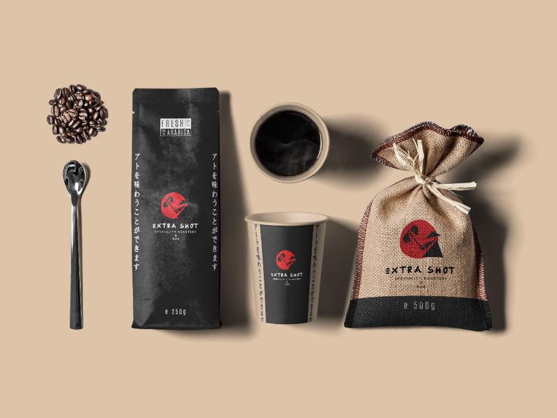 Coffee Packaging Design branding logo design graphic designer icon coffee logo brand identity packaging design