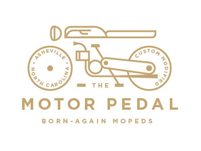 Pedalphiles Delight moped