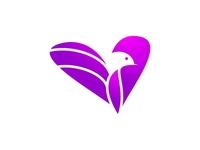 Lovebird Logo Design